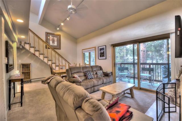 148 Broken Lance Drive #5, Breckenridge, CO 80424 (MLS #S1007880) :: Resort Real Estate Experts