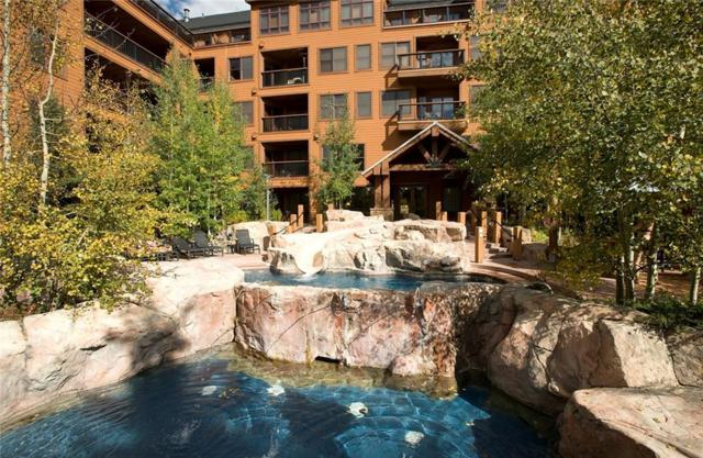 53 Hunkidori Court #8864, Keystone, CO 80435 (MLS #S1007923) :: Colorado Real Estate Summit County, LLC