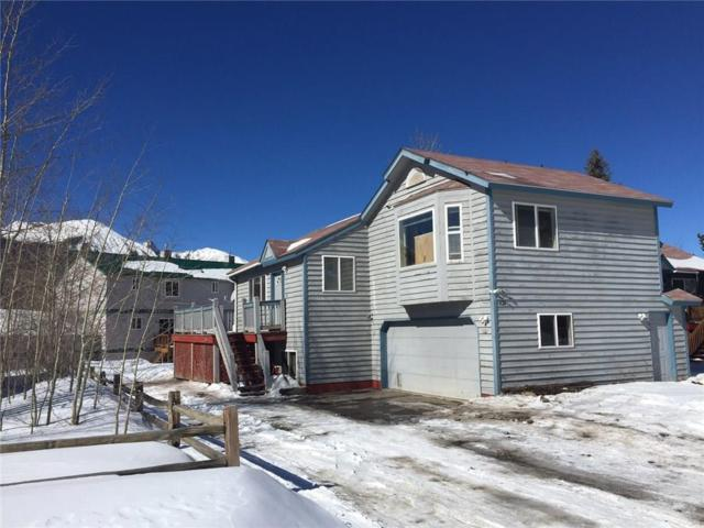 1121 Rainbow Drive, Silverthorne, CO 80498 (MLS #S1007924) :: Resort Real Estate Experts