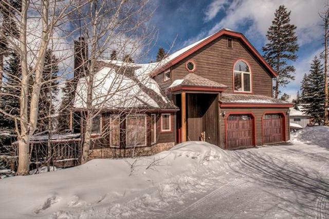 543 N Fuller Placer Road N, Breckenridge, CO 80424 (MLS #S1007991) :: Resort Real Estate Experts