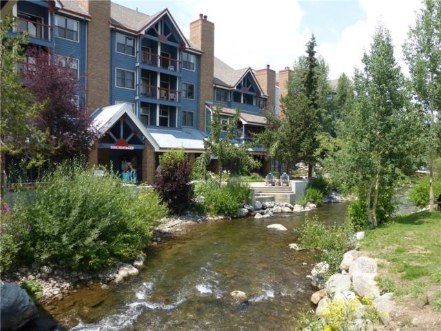 100 S Park Avenue E-223, Breckenridge, CO 80424 (MLS #S1008017) :: Resort Real Estate Experts