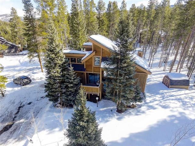 192 Tomahawk Lane, Breckenridge, CO 80424 (MLS #S1008048) :: Resort Real Estate Experts