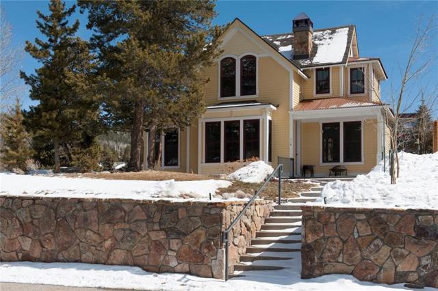114 N Ridge Street N, Breckenridge, CO 80424 (MLS #S1008098) :: Resort Real Estate Experts
