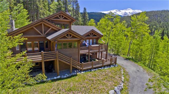 256 Robbers Nest Drive, Breckenridge, CO 80424 (MLS #S1008211) :: Colorado Real Estate Summit County, LLC