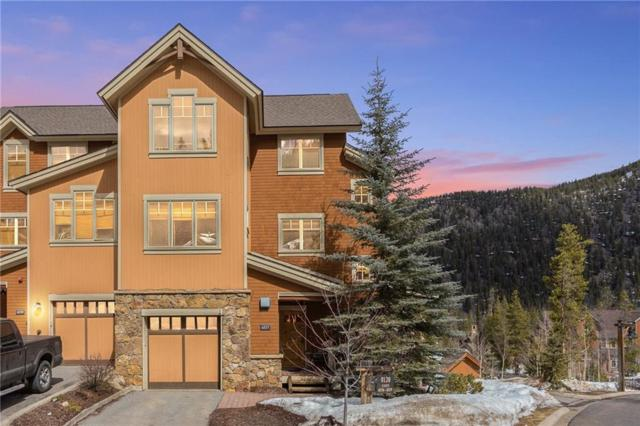 120 Tip Top Trail #6537, Keystone, CO 80435 (MLS #S1008238) :: Colorado Real Estate Summit County, LLC