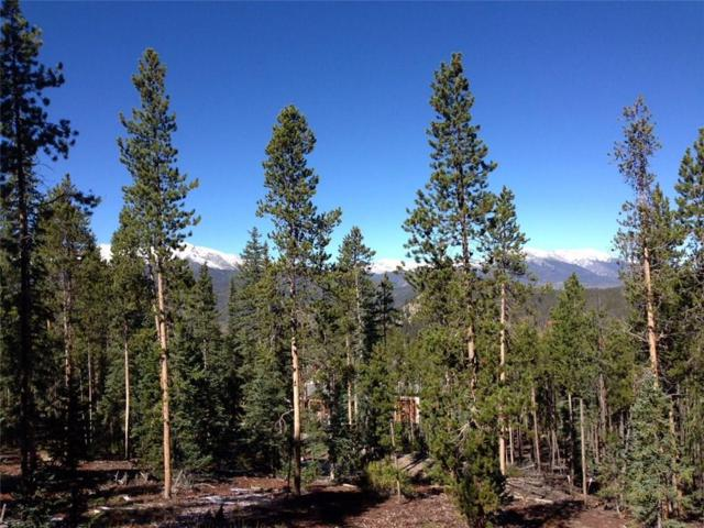0188 Point View Place, Breckenridge, CO 80424 (MLS #S1008288) :: Colorado Real Estate Summit County, LLC
