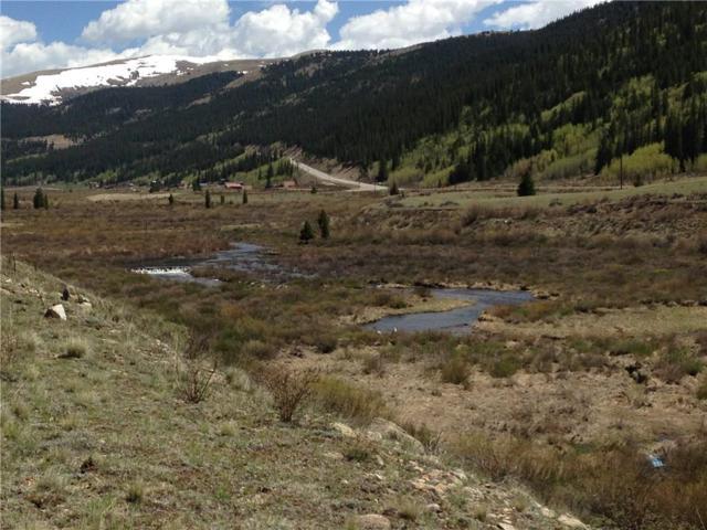 998 Cr 6 Road, Alma, CO 80420 (MLS #S1008419) :: Colorado Real Estate Summit County, LLC