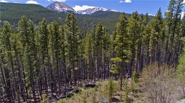 125 Pennsylvania Creek Trail, Breckenridge, CO 80424 (MLS #S1008590) :: Colorado Real Estate Summit County, LLC