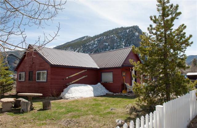 212 Galena Street, Frisco, CO 80443 (MLS #S1008738) :: Colorado Real Estate Summit County, LLC
