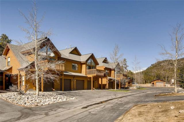 100 Norse Lane #24, Keystone, CO 80435 (MLS #S1008740) :: Colorado Real Estate Summit County, LLC