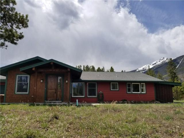 60 Lodgepole Drive, Frisco, CO 80443 (MLS #S1008822) :: Colorado Real Estate Summit County, LLC