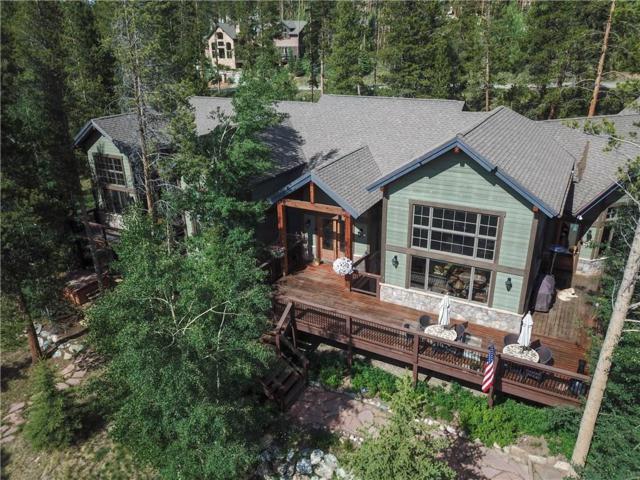 34 Fletcher Court, Breckenridge, CO 80424 (MLS #S1008920) :: Colorado Real Estate Summit County, LLC