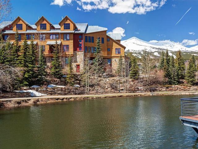 500 S Park Avenue S #305, Breckenridge, CO 80424 (MLS #S1008939) :: Resort Real Estate Experts