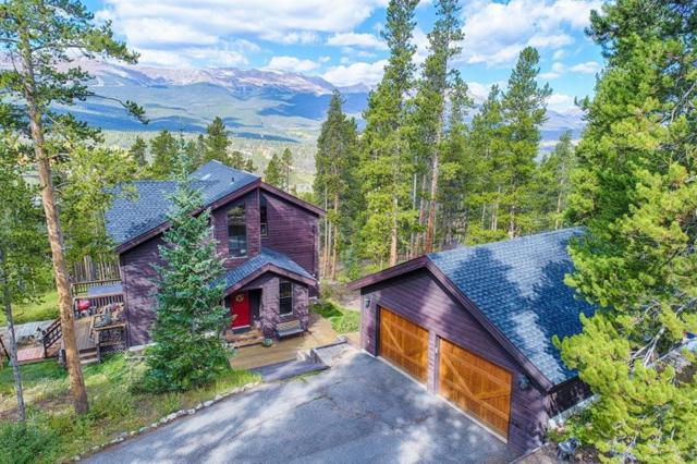 1346 Forest Hills Drive, Breckenridge, CO 80424 (MLS #S1009103) :: Colorado Real Estate Summit County, LLC