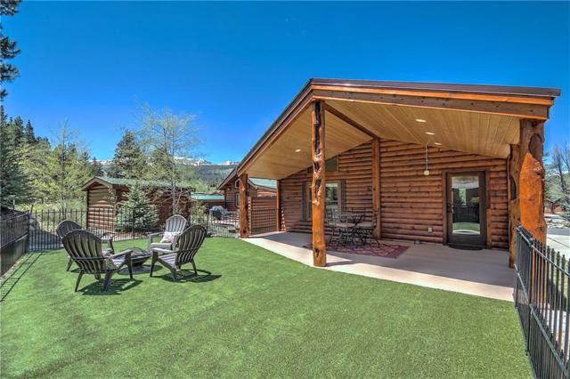 85 Revett Drive #115, Breckenridge, CO 80424 (MLS #S1009327) :: Resort Real Estate Experts