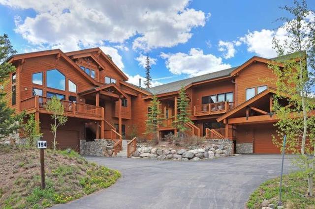 194 Emmett Lode Road, Breckenridge, CO 80424 (MLS #S1009328) :: Resort Real Estate Experts