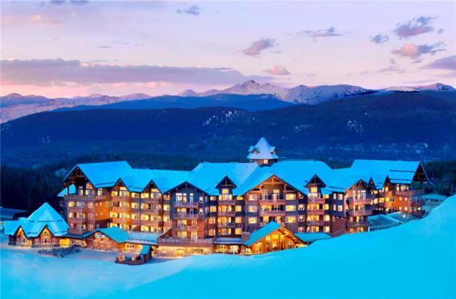1521 Ski Hill Road #8509, Breckenridge, CO 80424 (MLS #S1009386) :: Colorado Real Estate Summit County, LLC