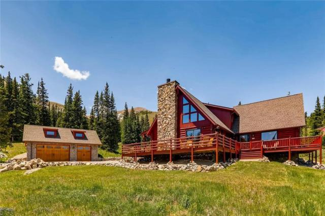 37 Pyrite, Alma, CO 80420 (MLS #S1009398) :: Colorado Real Estate Summit County, LLC