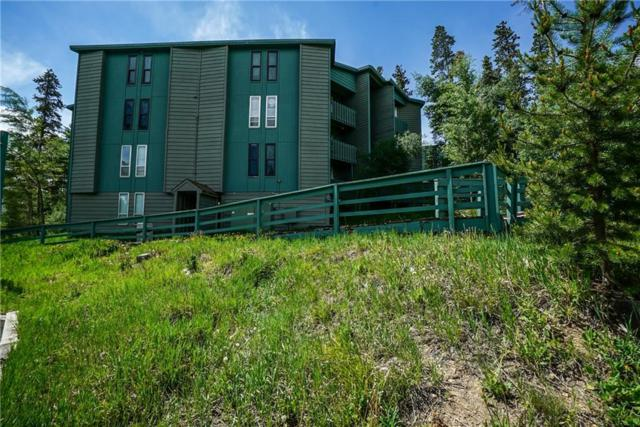 2200 Lodge Pole Circle #101, Silverthorne, CO 80498 (MLS #S1009568) :: Colorado Real Estate Summit County, LLC