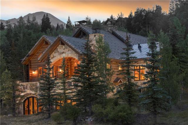 160 Bull Lake Court, Silverthorne, CO 80498 (MLS #S1009653) :: Colorado Real Estate Summit County, LLC