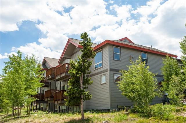 10 Black Diamond Trail 10A, Silverthorne, CO 80498 (MLS #S1009712) :: Colorado Real Estate Summit County, LLC