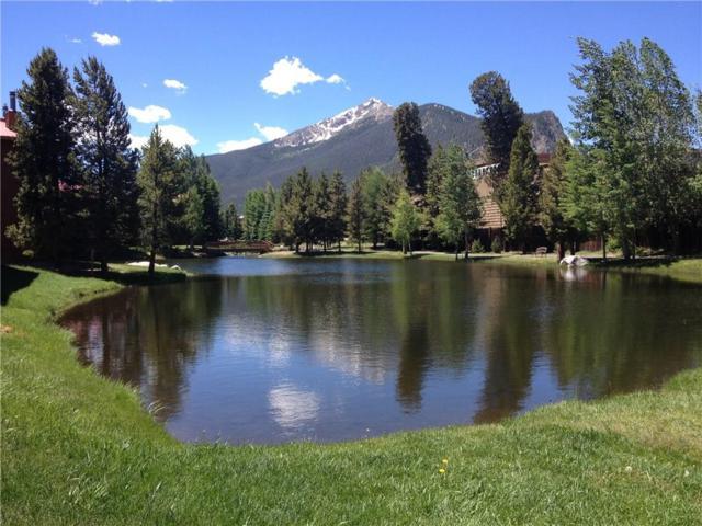 734 Lagoon Drive A, Frisco, CO 80443 (MLS #S1009761) :: Colorado Real Estate Summit County, LLC