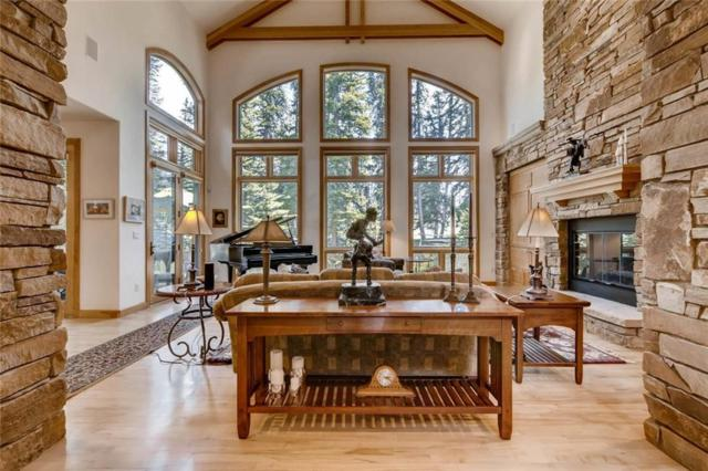 160 Goldenrod Circle, Keystone, CO 80435 (MLS #S1009770) :: Colorado Real Estate Summit County, LLC