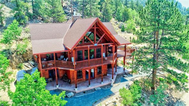 226 Bear Gulch Way, Jefferson, CO 80456 (MLS #S1009963) :: Colorado Real Estate Summit County, LLC