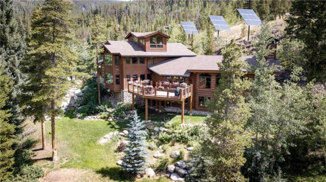 110 North Fork Road, Keystone, CO 80435 (MLS #S1010053) :: Colorado Real Estate Summit County, LLC