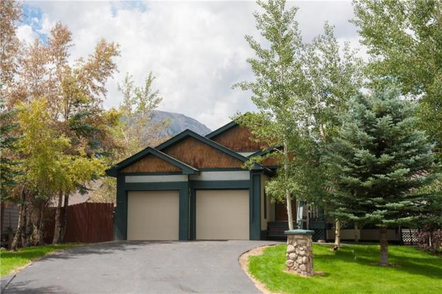 1215 Mesa Drive, Silverthorne, CO 80498 (MLS #S1010387) :: Resort Real Estate Experts