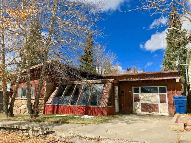 414 E 8th Street, Leadville, CO 80461 (MLS #S1010569) :: Colorado Real Estate Summit County, LLC