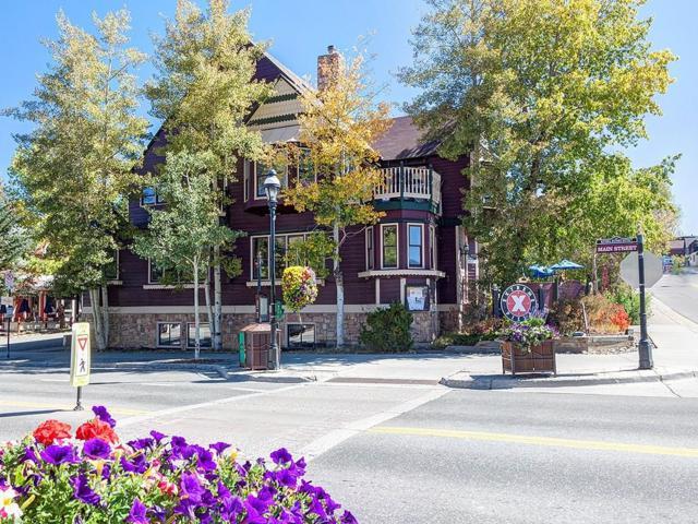 200 N Main Street N N/A, Breckenridge, CO 80424 (MLS #S1010737) :: Colorado Real Estate Summit County, LLC