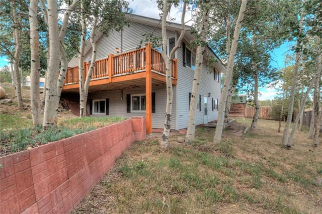 315 Second Street, Fairplay, CO 80440 (MLS #S1010750) :: Colorado Real Estate Summit County, LLC