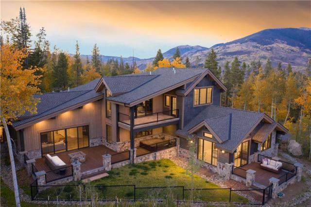 145 Highline Crossing, Silverthorne, CO 80498 (MLS #S1010806) :: Colorado Real Estate Summit County, LLC