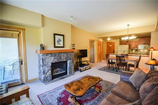 910 Copper Road #317, Copper Mountain, CO 80443 (MLS #S1010833) :: Resort Real Estate Experts