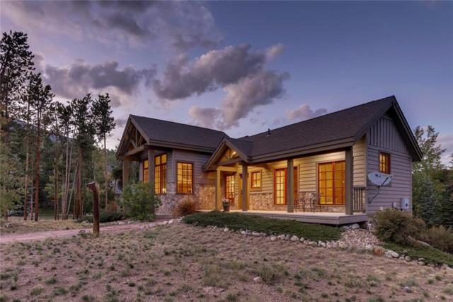 111 Rose Crown Lane, Frisco, CO 80443 (MLS #S1010887) :: Resort Real Estate Experts