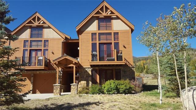 65 Antlers Gulch Road #505, Keystone, CO 80435 (MLS #S1010906) :: Colorado Real Estate Summit County, LLC