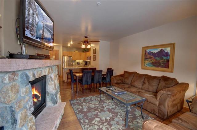 135 Dercum Drive #8591, Keystone, CO 80435 (MLS #S1011021) :: Colorado Real Estate Summit County, LLC