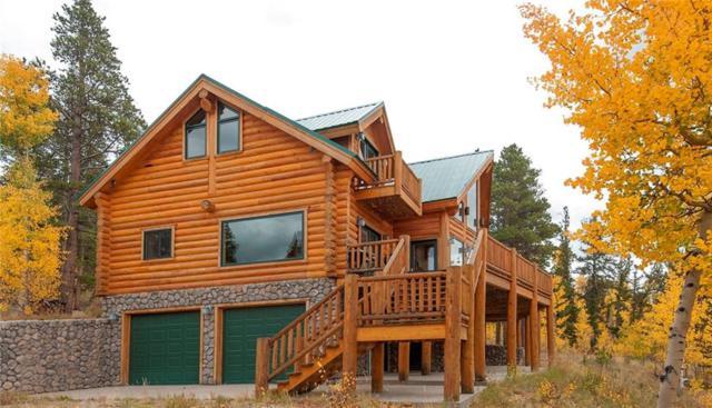 1114 Ponderosa Road, Alma, CO 80440 (MLS #S1011057) :: Colorado Real Estate Summit County, LLC
