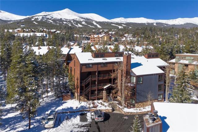 465 Four Oclock Road W12, Breckenridge, CO 80424 (MLS #S1011074) :: Resort Real Estate Experts