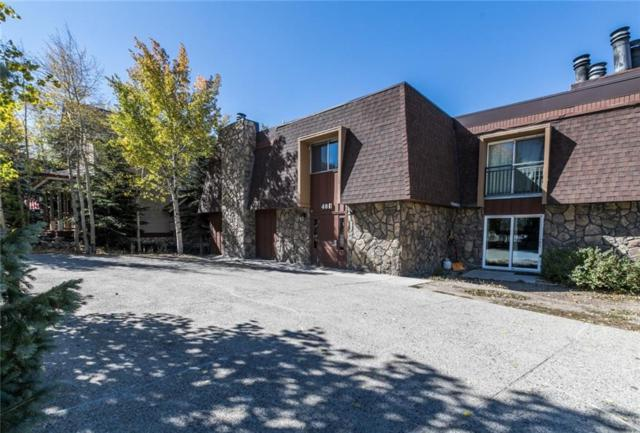 401 S Ridge Street S #2, Breckenridge, CO 80424 (MLS #S1011099) :: Resort Real Estate Experts