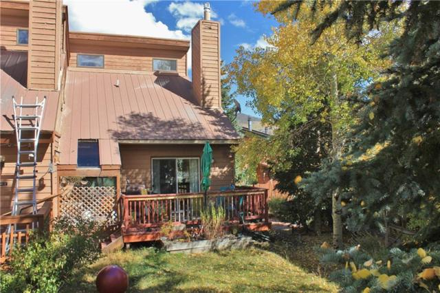 410 Bighorn Circle #410, Silverthorne, CO 80498 (MLS #S1011105) :: Colorado Real Estate Summit County, LLC