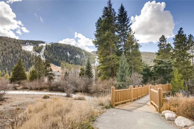 22974 Us Hwy 6 #301, Keystone, CO 80435 (MLS #S1011391) :: Colorado Real Estate Summit County, LLC