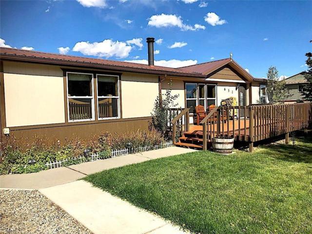 652 Crawford Lane, Fairplay, CO 80440 (MLS #S1011427) :: Resort Real Estate Experts