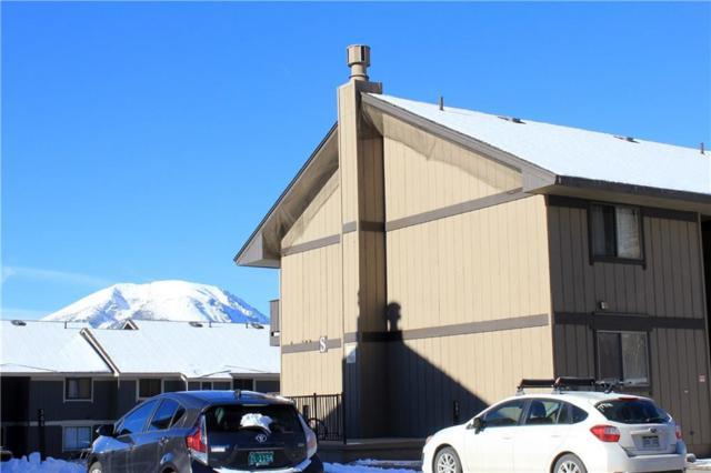 953 Straight Creek Drive #301, Dillon, CO 80435 (MLS #S1011511) :: Colorado Real Estate Summit County, LLC