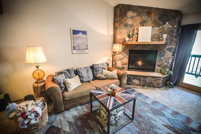 450 W Main Street W #313, Frisco, CO 80443 (MLS #S1011524) :: Resort Real Estate Experts