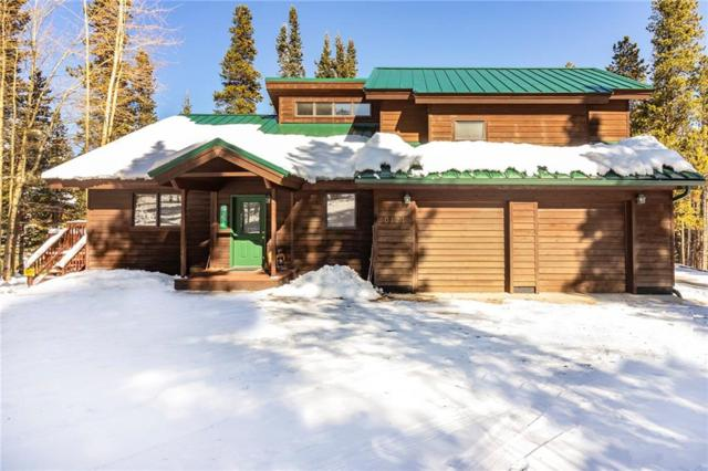 121 Burro Lane, Breckenridge, CO 80424 (MLS #S1011531) :: Colorado Real Estate Summit County, LLC