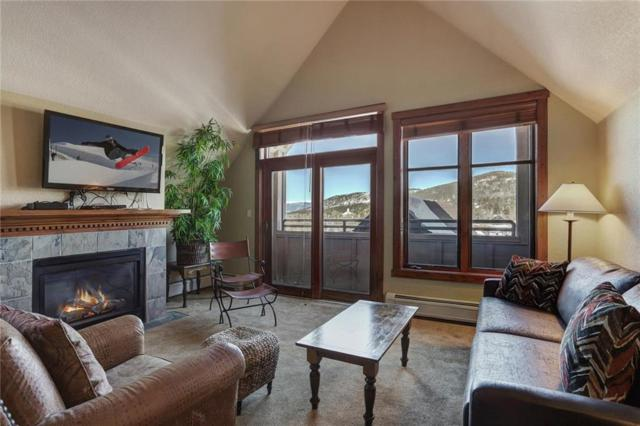505 S Main Street S #1401, Breckenridge, CO 80424 (MLS #S1011591) :: Colorado Real Estate Summit County, LLC