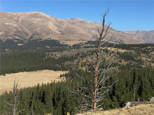 0 Tbd, Alma, CO 80420 (MLS #S1011717) :: Colorado Real Estate Summit County, LLC