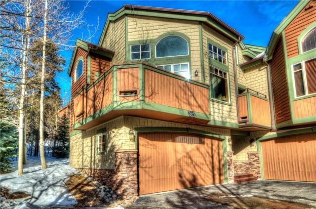 26 Rasor Drive #26, Keystone, CO 80435 (MLS #S1011767) :: Colorado Real Estate Summit County, LLC